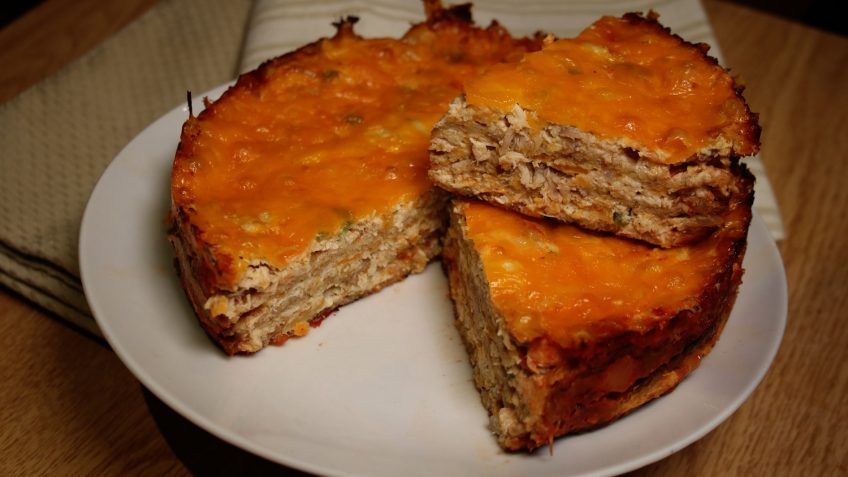 Keto Mexican Layered Casserole Keto Meals And Recipes